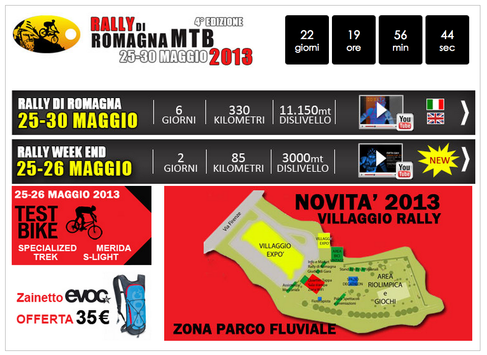 Rally di Romagna 2013